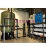 工業去離子水設備