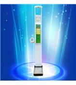 郑州凯元电子HW-600B型身高体重血压测量秤£¬超声波测量身高技术£¬手臂式血压计测量血压£¬量身高测体重£¬厂