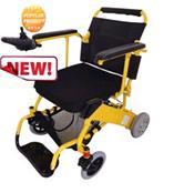 便攜式電動輪椅