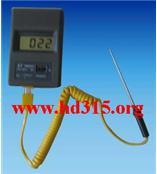 供应便携式数字显示温度计HW54-YX12