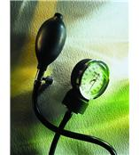 国产时间(带表)单面听诊器 (MDF21)深墨绿