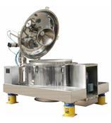 供应LGZ/F系列平板式全翻盖式刮刀卸料自动离心机