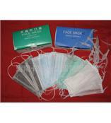 大量供應:無紡布普通三層口罩/過濾紙三層口罩 0.17元  0755-82203771