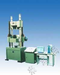 微机控制电液伺服万能试验机WAW-600C