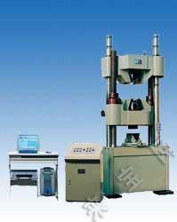 微机电液伺服试验机WAW-E1000C