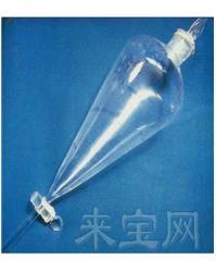 晶玻 30ml-1000ml石英球形分液漏斗