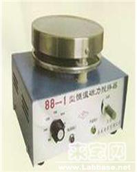 磁力搅拌器£¨定时£©88-1型