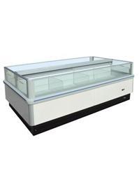 岛式冷冻展示柜E6印第安纳