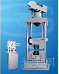济南试金液压式万能试验机WE-2000A