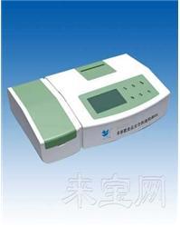 多参数食品安全快速分析仪(12个参数)GDYQ-100M