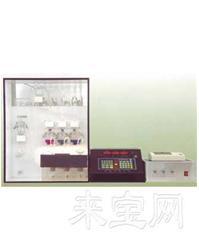 CA-H51型微机数显锰、磷、硅智能分析仪