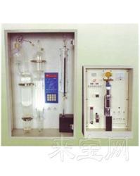 HS-4B型微机碳硫自动分析仪