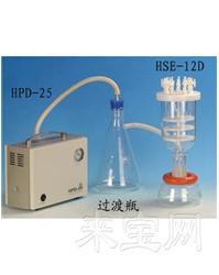 HSE-12D固相萃取装置£¨含泵£©