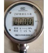 ZHF数显压力表
