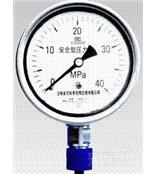 Y安全型压力表