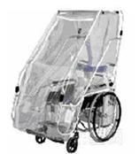 安全隔离轮椅