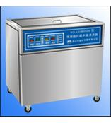 KQ-A2000VDE单槽式双频数控超声波清洗器