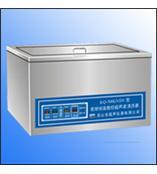 KQ-100VDE台式双频数控超声波清洗器