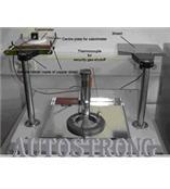 TPP织物防火性能测试仪/防护服燃烧测试