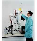 POPE 2INCH WFS美国Pope公司2英寸实验室刮膜式分子蒸馏(短程蒸馏)&蒸发设备