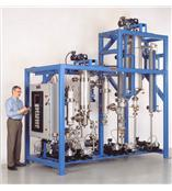 POPE 12INCH WFS美国Pope公司两级12英寸分子蒸馏设备