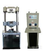 WE液压液晶万能材料试验机