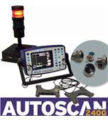 西班牙Atlantis公司AutoScan 2400 数字超声波球化率检测仪