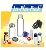 德国La-pha-pack 园筒样品瓶