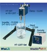 WiseStir®HS-T数显顶置式电子搅拌器(分体式)